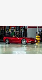 2001 Chevrolet Corvette Convertible for sale 101080169