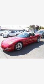 2001 Chevrolet Corvette Convertible for sale 101095096