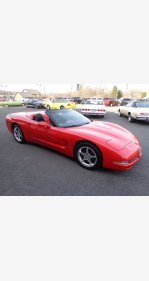 2001 Chevrolet Corvette Convertible for sale 101109198