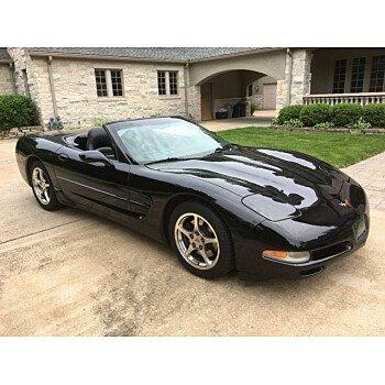 2001 Chevrolet Corvette for sale 101156656