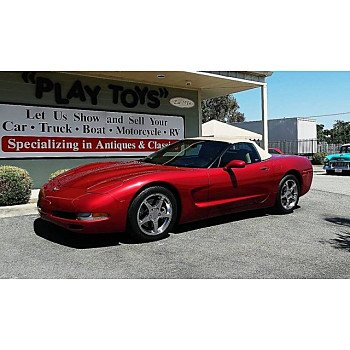 2001 Chevrolet Corvette Convertible for sale 101195824