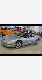 2001 Chevrolet Corvette Convertible for sale 101209275