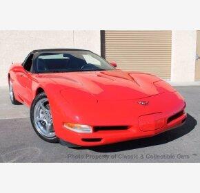 2001 Chevrolet Corvette for sale 101227115