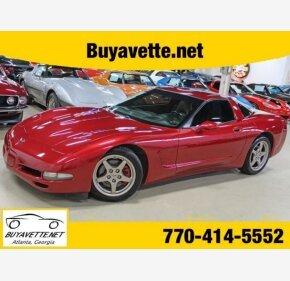 2001 Chevrolet Corvette Coupe for sale 101263618