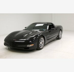 2001 Chevrolet Corvette Coupe for sale 101274644