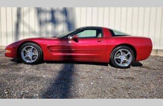 2001 Chevrolet Corvette for sale 101285156