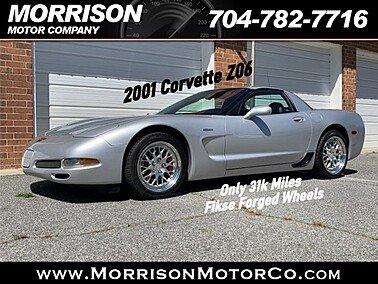 2001 Chevrolet Corvette for sale 101313616