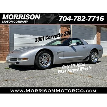 2001 Chevrolet Corvette for sale 101313616