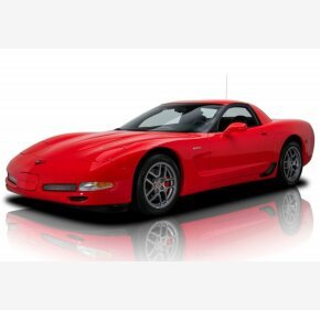 2001 Chevrolet Corvette for sale 101323037