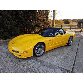 2001 Chevrolet Corvette for sale 101328894