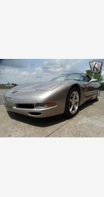2001 Chevrolet Corvette Coupe for sale 101341299