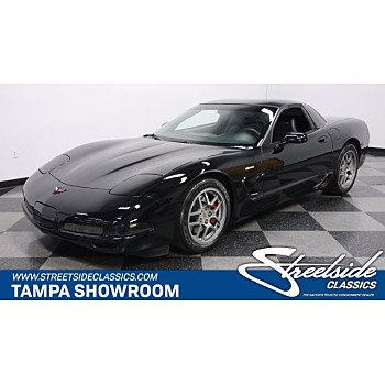 2001 Chevrolet Corvette for sale 101341529