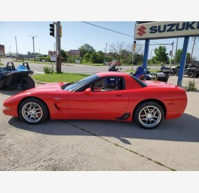 2001 Chevrolet Corvette Z06 Coupe for sale 101344474