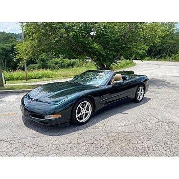 2001 Chevrolet Corvette for sale 101347965