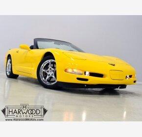 2001 Chevrolet Corvette Convertible for sale 101348606