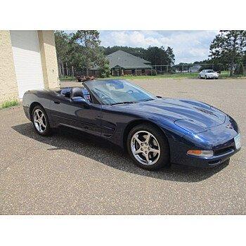 2001 Chevrolet Corvette for sale 101366146