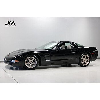 2001 Chevrolet Corvette for sale 101377597