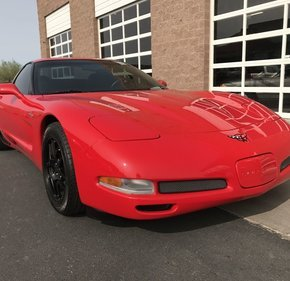 2001 Chevrolet Corvette Z06 Coupe for sale 101377763