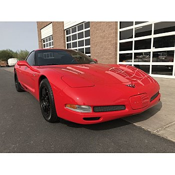 2001 Chevrolet Corvette Z06 Coupe for sale 101377763