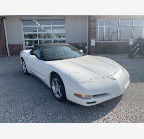 2001 Chevrolet Corvette Convertible for sale 101381868