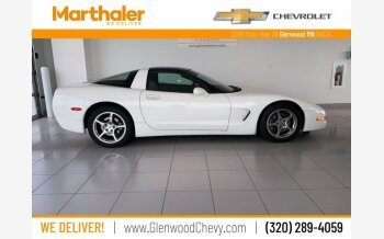 2001 Chevrolet Corvette for sale 101406559