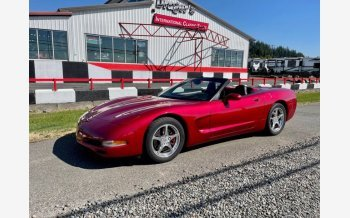 2001 Chevrolet Corvette Convertible for sale 101452106