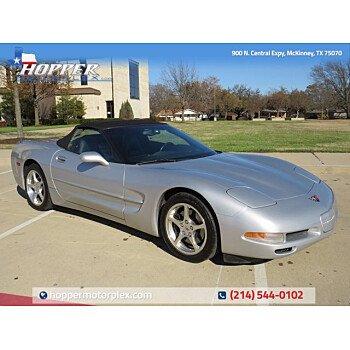 2001 Chevrolet Corvette for sale 101463533