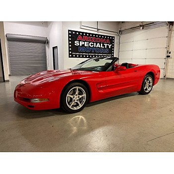 2001 Chevrolet Corvette for sale 101490104