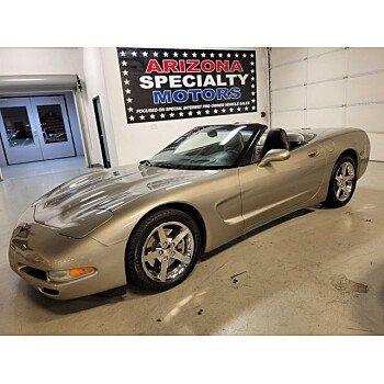 2001 Chevrolet Corvette for sale 101542152