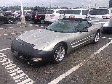 2001 Chevrolet Corvette for sale 101557035
