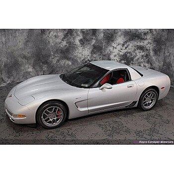 2001 Chevrolet Corvette for sale 101566490