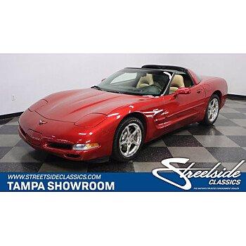 2001 Chevrolet Corvette for sale 101580993