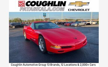 2001 Chevrolet Corvette for sale 101612333