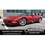 2001 Chevrolet Corvette Convertible for sale 101629341