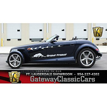 2001 Chrysler Prowler for sale 100996498