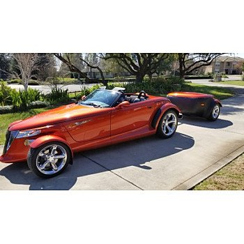 2001 Chrysler Prowler for sale 101016774