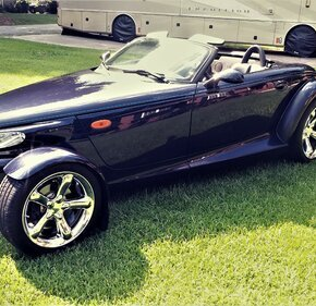 2001 Chrysler Prowler for sale 101365989