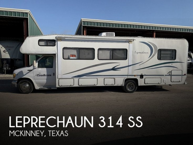 2001 Coachmen Leprechaun for sale 300261323