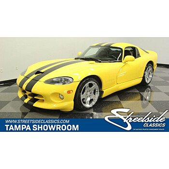 2001 Dodge Viper for sale 101044145