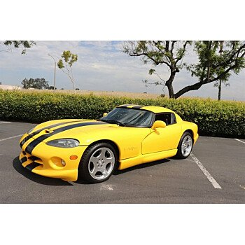 2001 Dodge Viper RT/10 Roadster for sale 101178656
