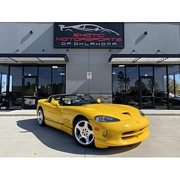 2001 Dodge Viper RT/10 Roadster for sale 101223433