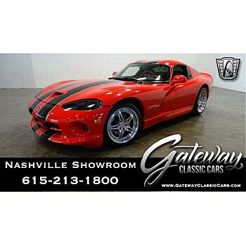 2001 Dodge Viper GTS for sale 101269850