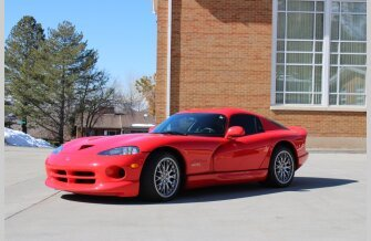 2001 Dodge Viper GTS Coupe for sale 101295570