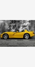 2001 Dodge Viper RT/10 Roadster for sale 101319735