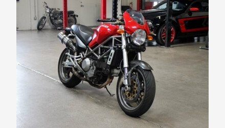 2001 Ducati Monster 900 for sale 200944421