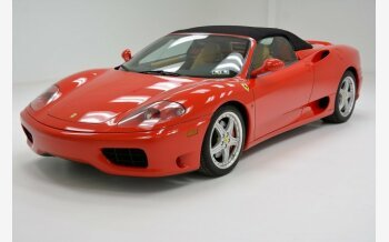 2001 Ferrari 360 Spider for sale 100960690