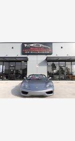 2001 Ferrari 360 Spider for sale 101090717