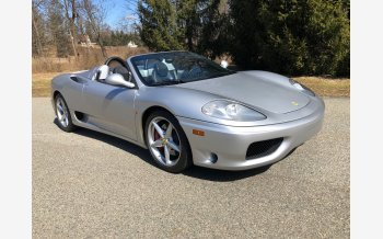 2001 Ferrari 360 Spider for sale 101110415