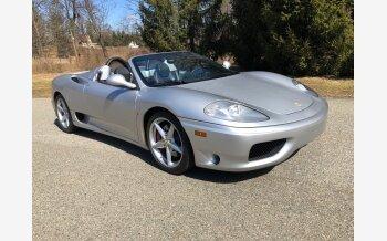 2001 Ferrari 360 Spider for sale 101110415