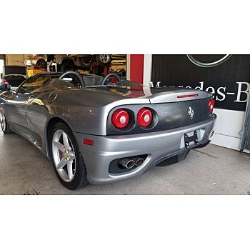 2001 Ferrari 360 for sale 101442465